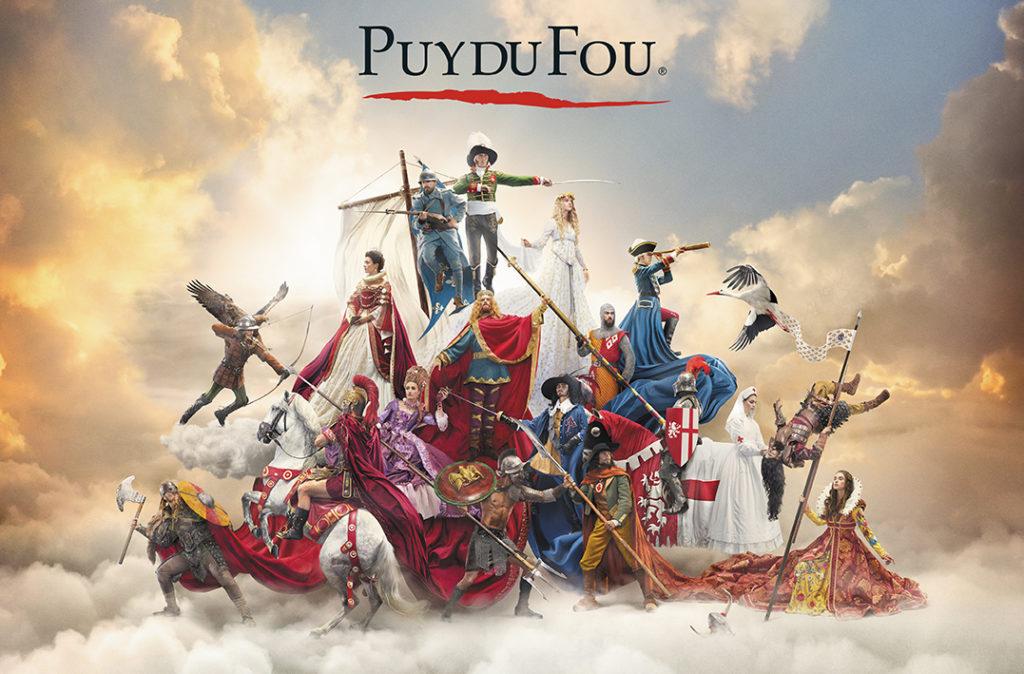 Puy du Fou 2019, proche de Cholet