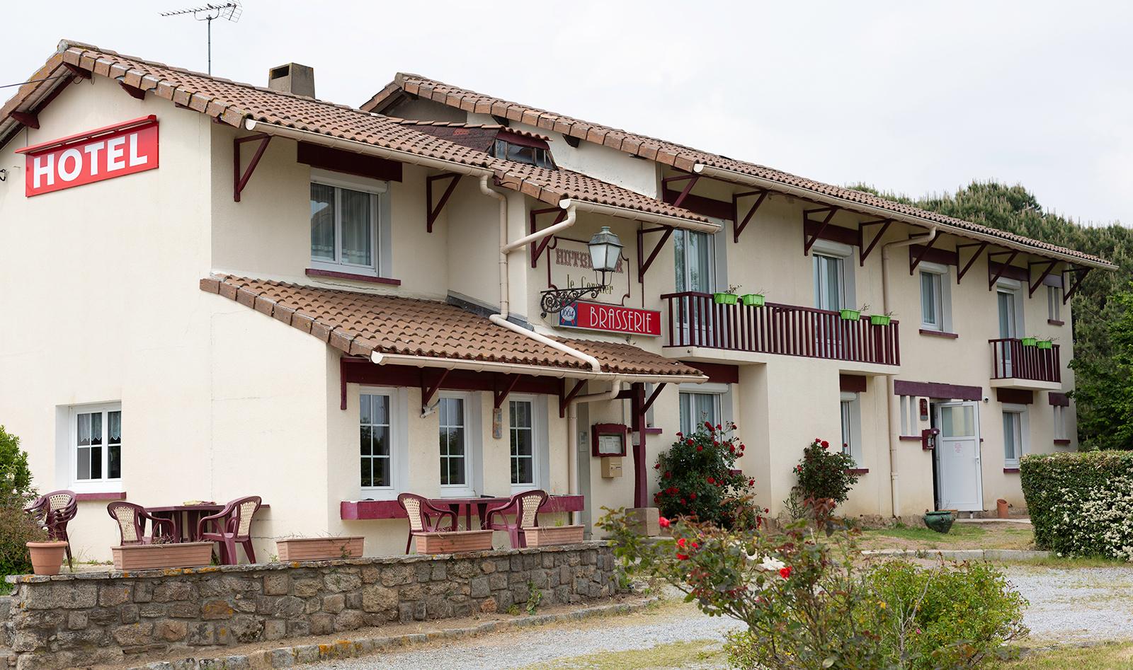 Hôtel Le Cormier 9 à Cholet, en Maine et Loire (49)
