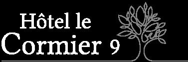 Logo Hôtel Le Cormier 9 à Cholet